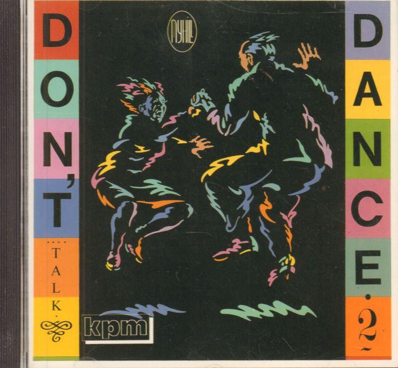 Various Classical-Don't Dance 2-CD Album
