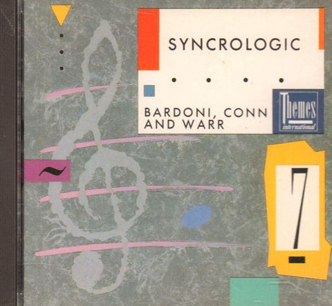 Bardoni, Conn and Warr-Syncrologic-CD Album