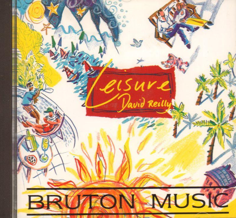 David Reilly-Leisure-CD Album