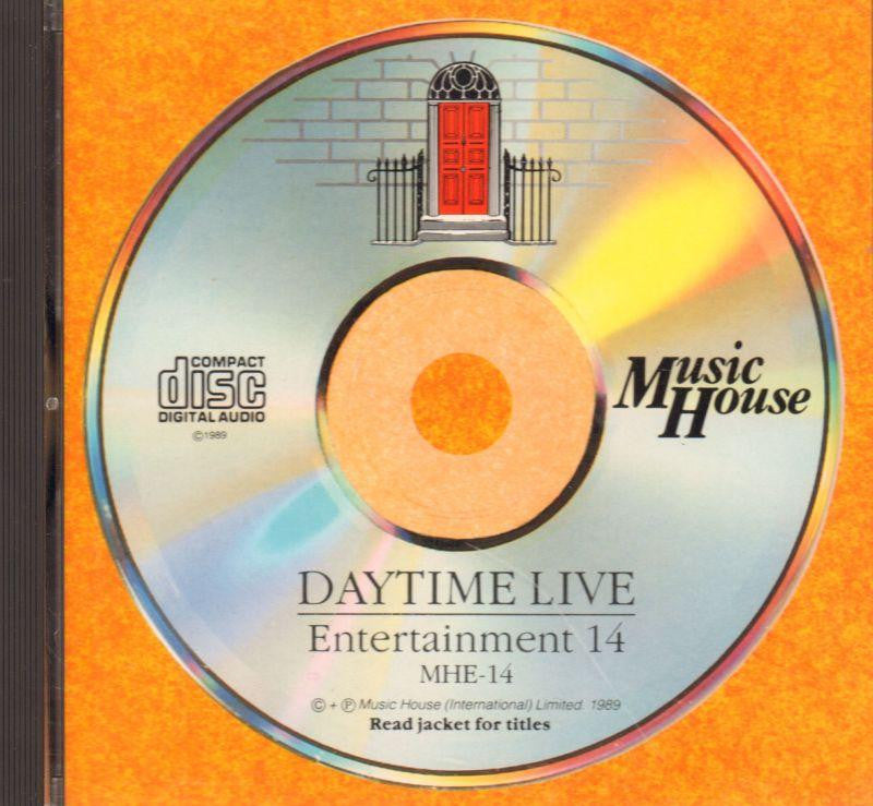 Music House-Daytime Live: Entertainment 14-CD Album