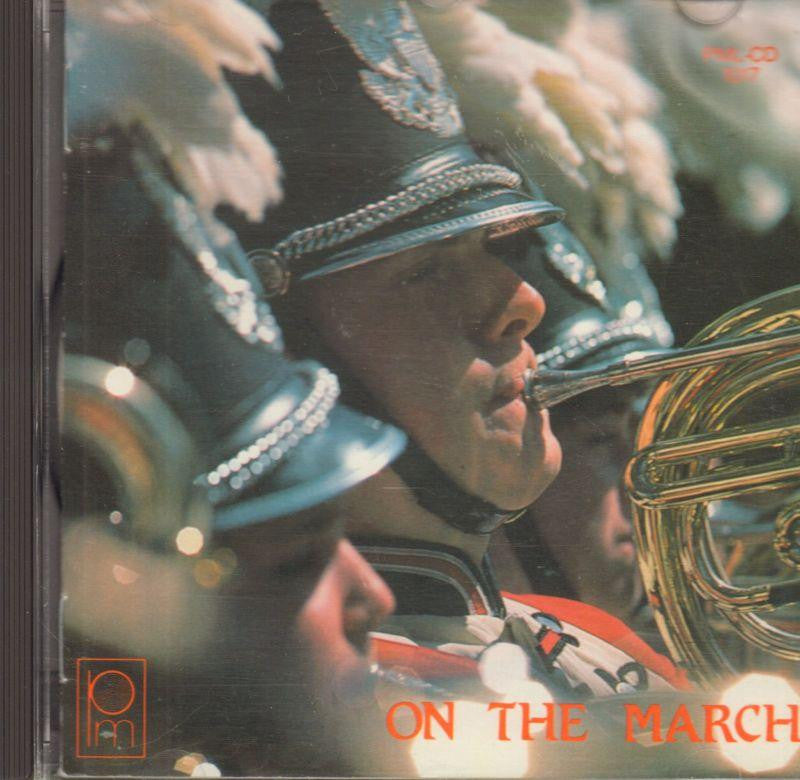 Various Classical-On The March-CD Album