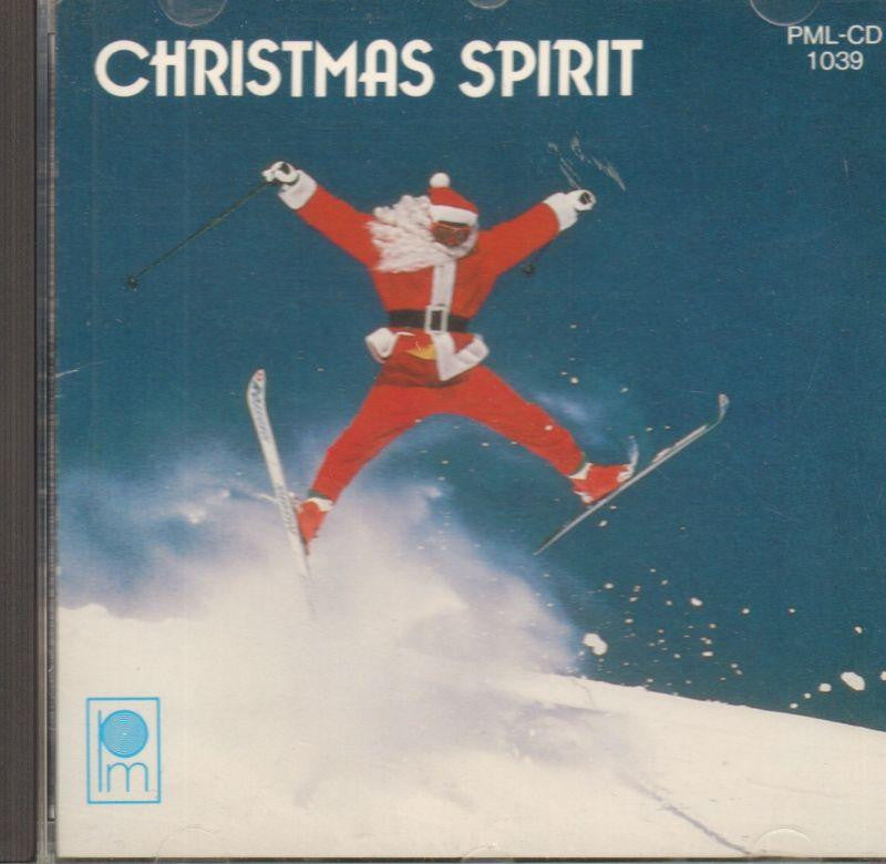 Various Classical-Christmas Spirit-CD Album