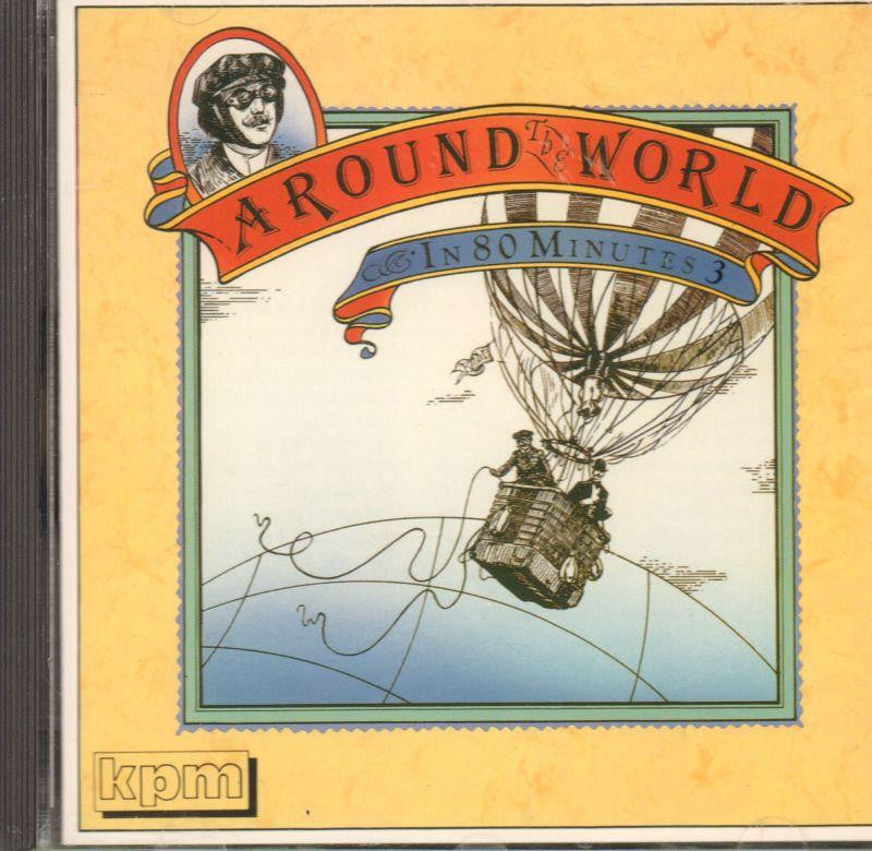 Various Classical-KPM Around The World In 80 Minutes 3-CD Album