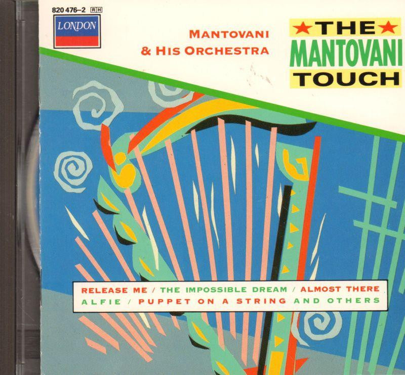 Mantovani-The Mantovani Touch-CD Album