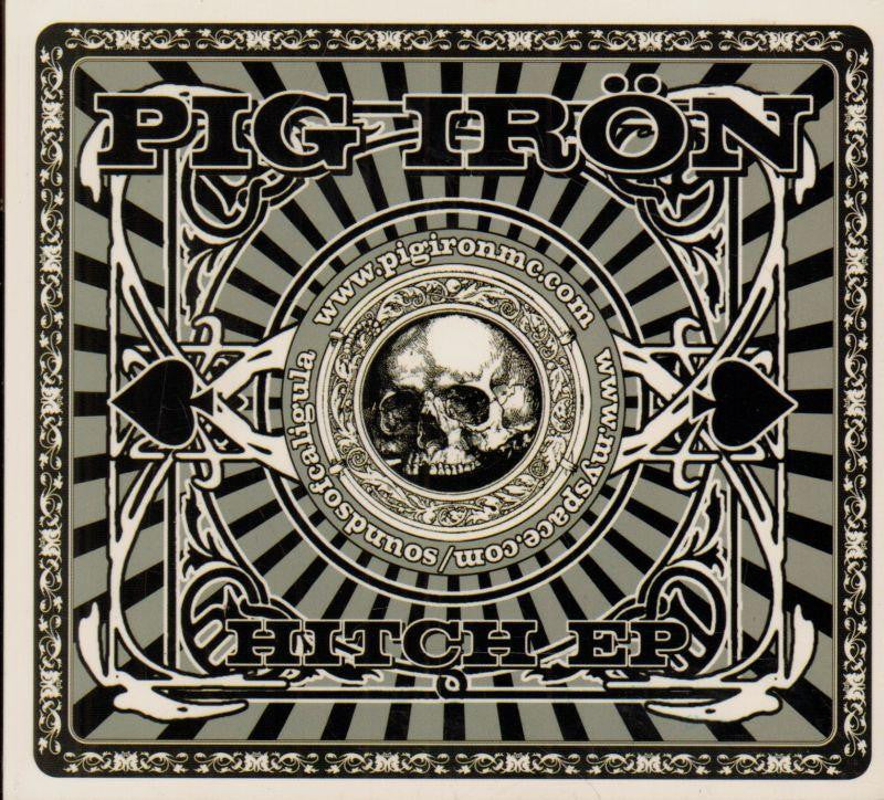 Pig Iron-Hitch EP-CD Album