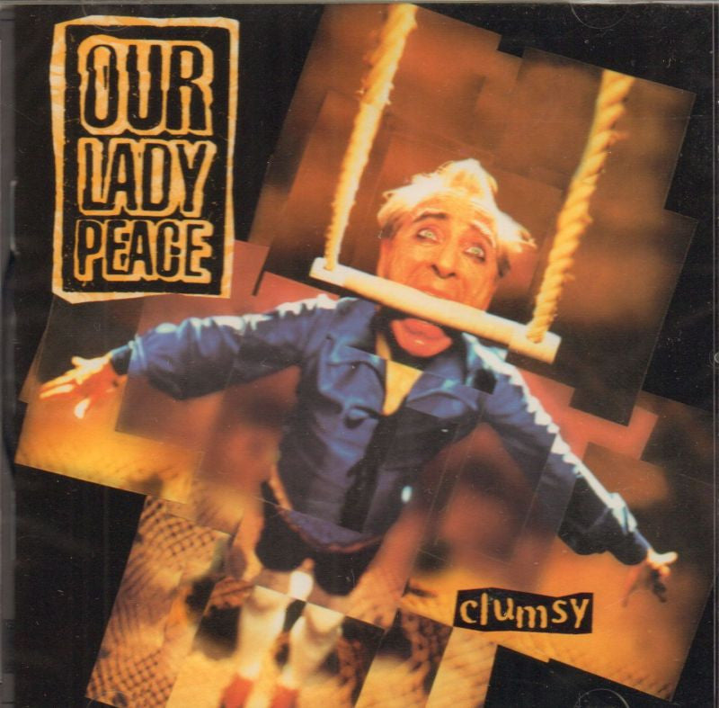 Our Lady Peace-Clumsy-Columbia-CD Album