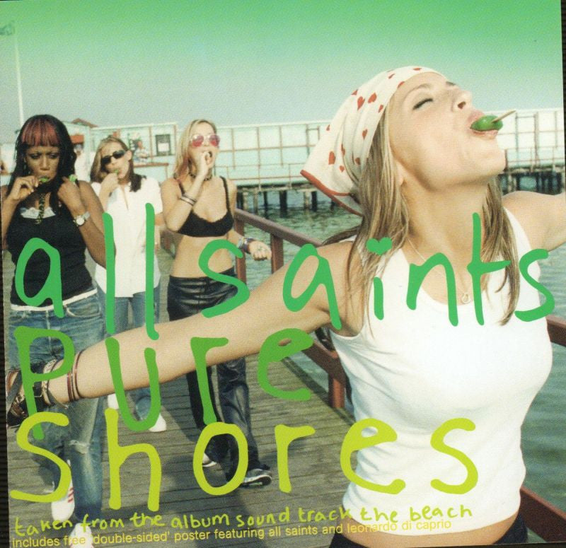 All Saints-Pure Shores-London-CD Single