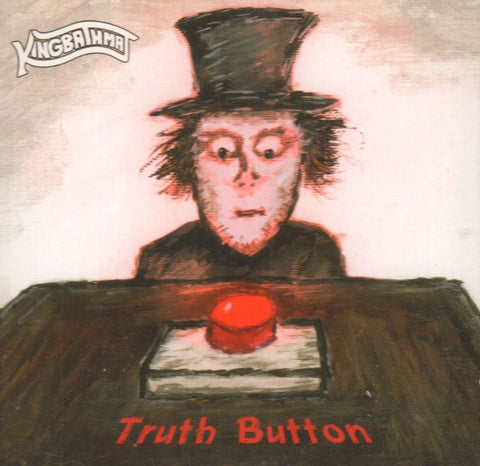 King Bathmat-Truth Button-Stereo head-CD Album