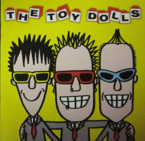 The Toy Dolls-The Album After The Last One-Secret-CD Album