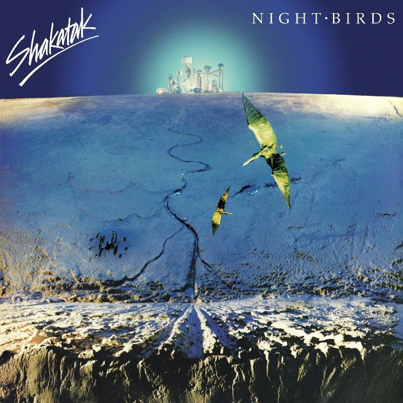 Shakatak-Night Birds-Secret-CD Album
