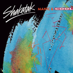 Shakatak-Manic & Cool-Secret-CD Album
