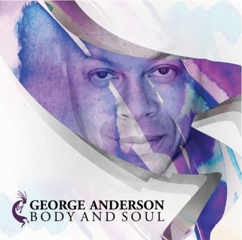 George Anderson-Body And Soul-Secret-CD Album