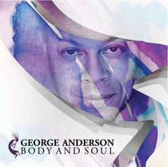 George AndersonBody And Soul-Secret-CD Album-New & Sealed