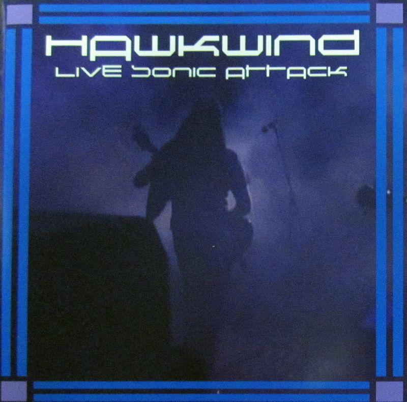 Live Sonic Attack-Secret-2CD Album-New