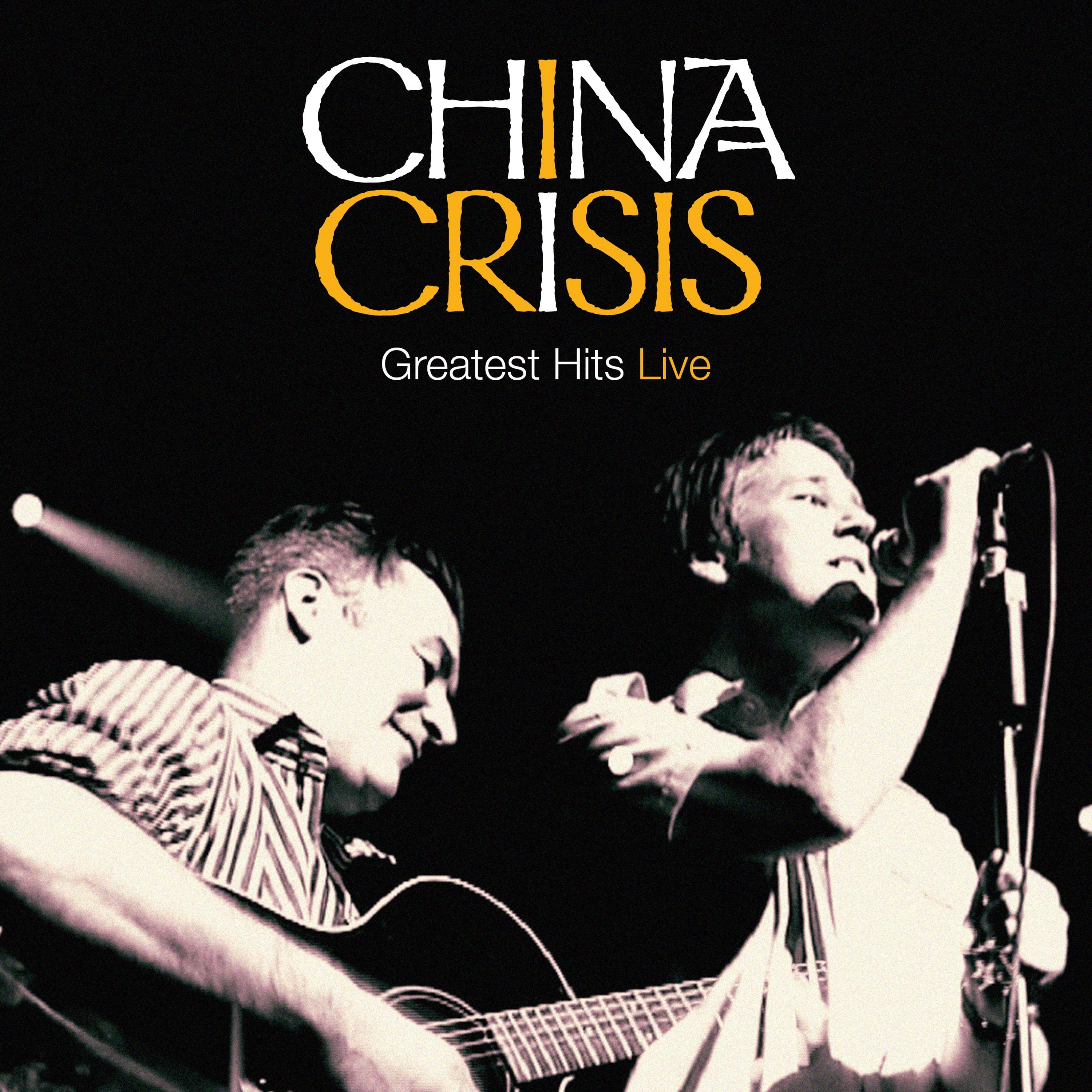 China Crisis - Greatest Hits Live - CD+DVD - Secret Records Limited