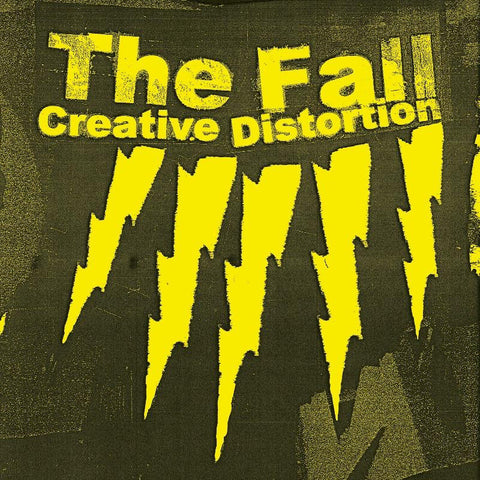 The Fall-Creative Distortion-Secret-2CD Album