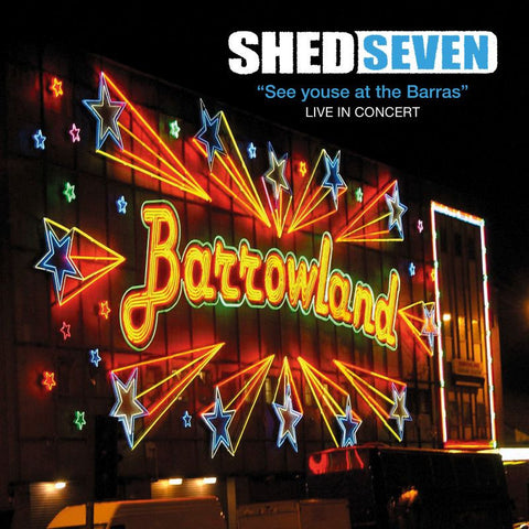 See Youse At The Barras-Secret-CD/DVD Album