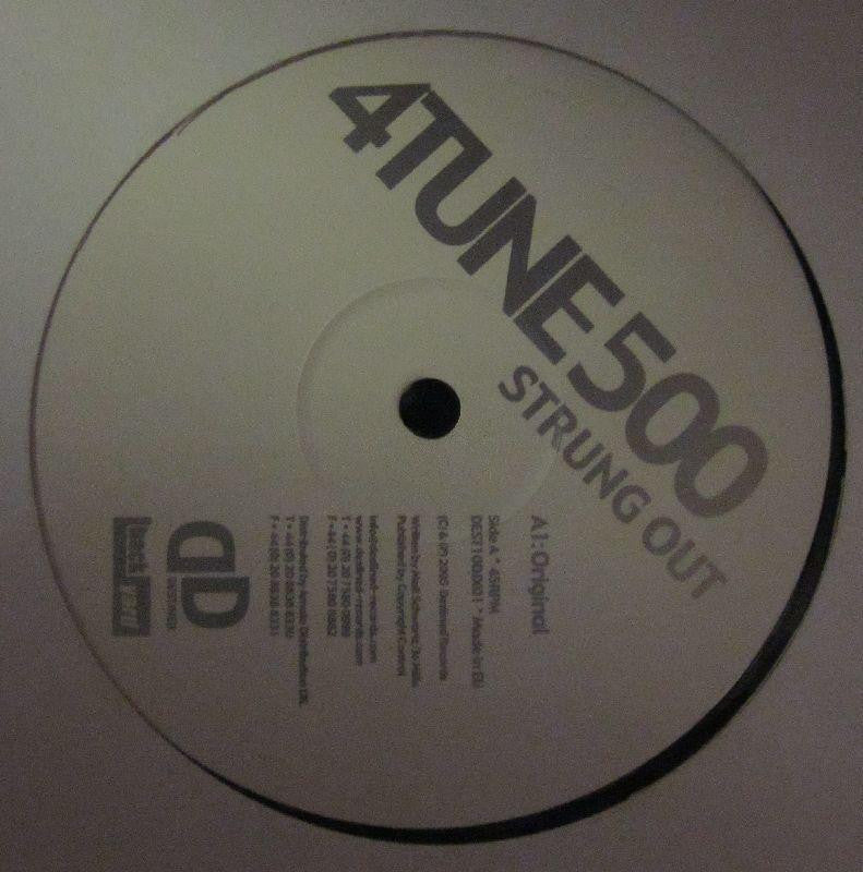 "4Tune5-Strung Out -Destined-12"" Vinyl"