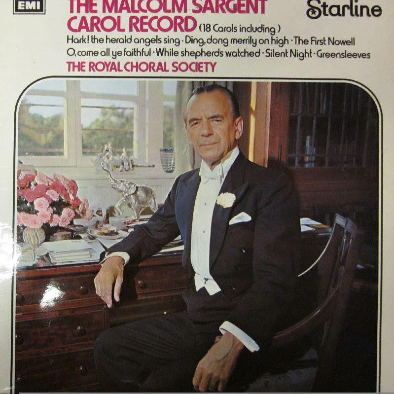 The Malcolm Sargent Carol Record-