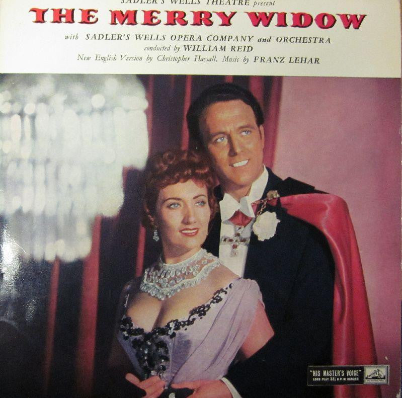 Sadler's Wells-The Merry Widow-EMI-Vinyl LP