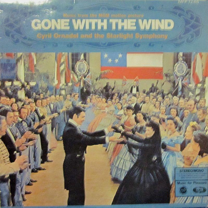 Various OST-Gone With The Wind-MFP-Vinyl LP