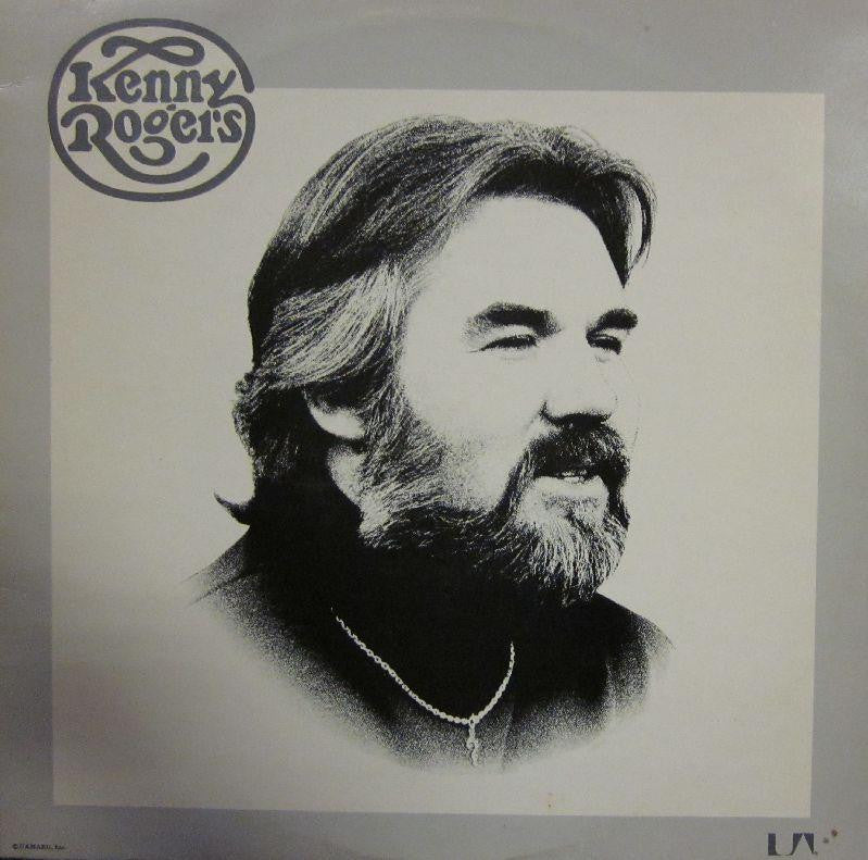 Kenny Rogers-Kenny Rogers-United Artists-Vinyl LP