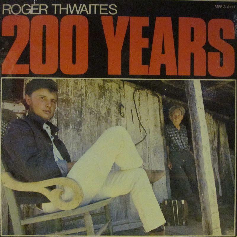 Roger Thwaites-200 Years-Music For Pleasure-Vinyl LP