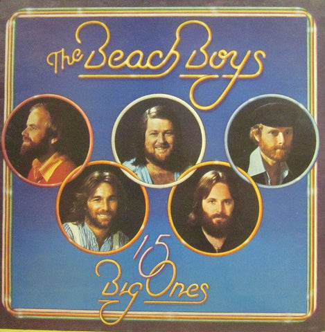 The Beach Boys-15 Big Ones-Reprise-Vinyl LP Gatefold