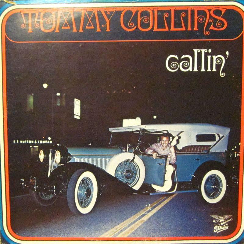 Tommy Collins-Callin-Starday-Vinyl LP