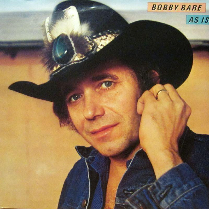 Bobby Bare-As Is-CBS-Vinyl LP