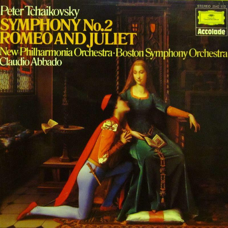 Tchaikovsky-Symphony No.2/Romeo And Juliet-Deutsche Grammophon-Vinyl LP