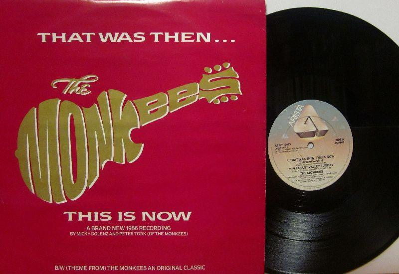 "The Monkees-That Was Then This Is Now-Arista-12"" Vinyl"