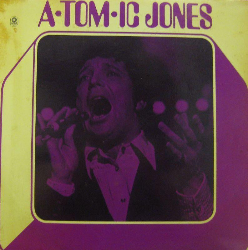 Tom Jones-A-tom-ic Jones-World Record Club-Vinyl LP