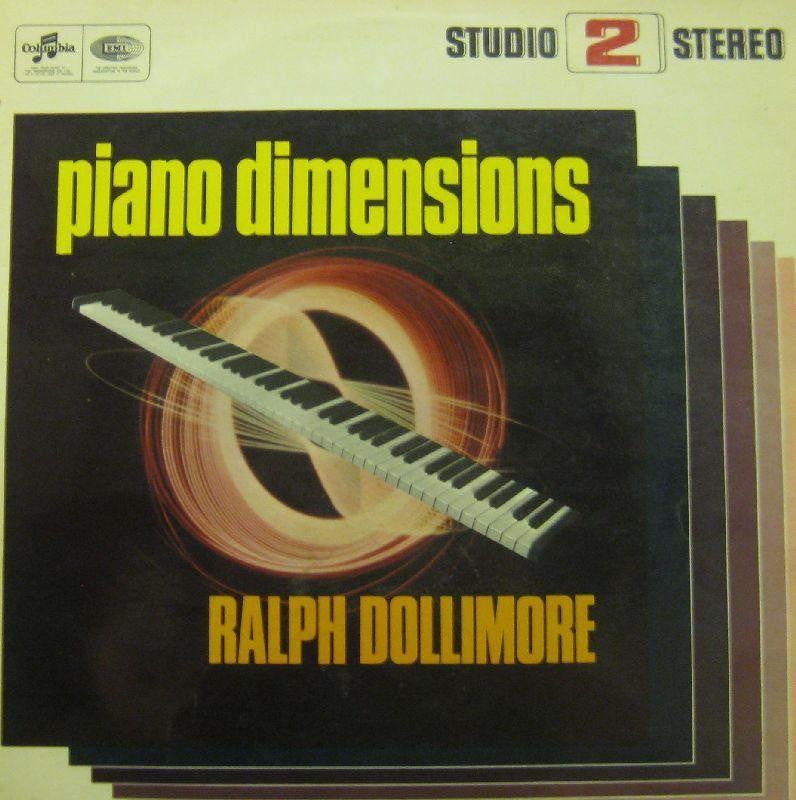Ralph Dollimore and his Orchestra-Piano Dimensions-EMI-Vinyl LP