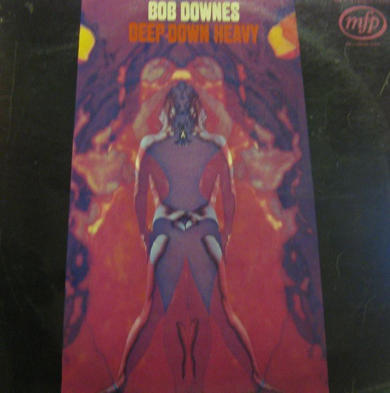 Bob Downes-Deep Down Heavy-MFP-Vinyl LP