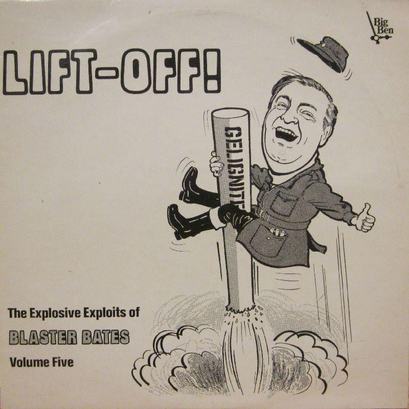 Blaster Bates-Lift-Off Volume Five-Big Ben-Vinyl LP