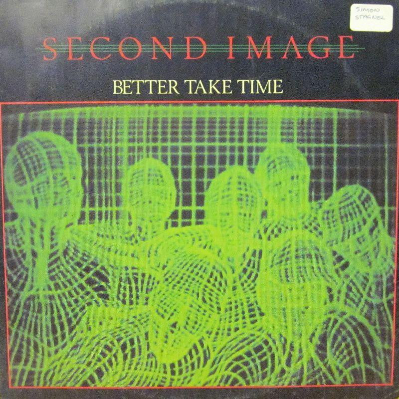 "Second Image-Better Take Time-Polydor-12"" Vinyl"