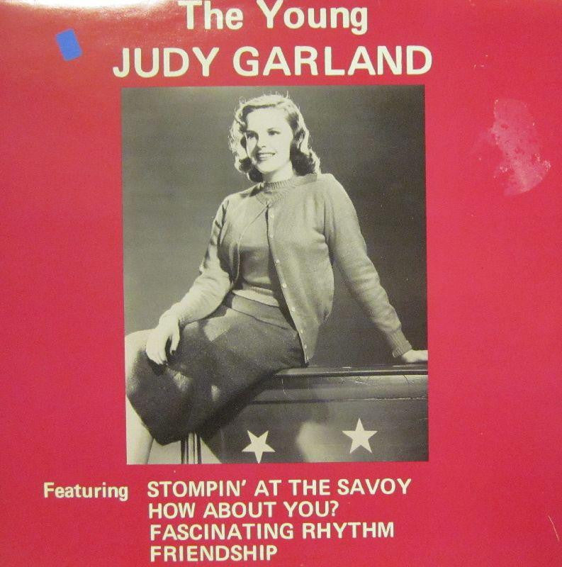 Judy Garland-The Young-MCA-Vinyl LP