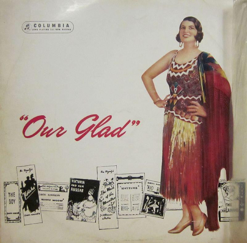 Gladys Moncrieff-Our Glad-Columbia-Vinyl LP