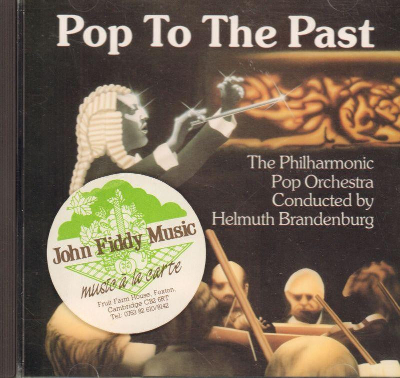 The Philharmonia Pop Orchestra-Pop To The Past-CD Album