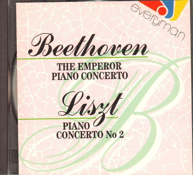Beethoven-The Emperor Piano Concerto-CD Album