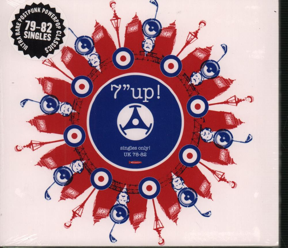 Various Punk-7 Up-CD Album