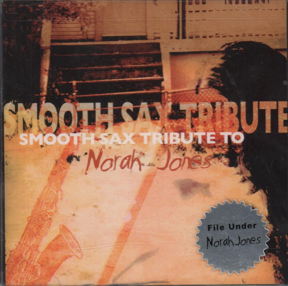 Norah Jones-Smooth Sax Tribute-CD Album
