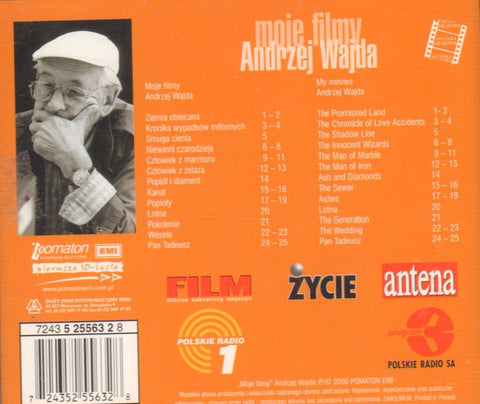 Moje Filmy-CD Album-Very Good