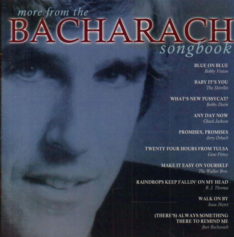 Bacharach-More From Songbook-CD Album