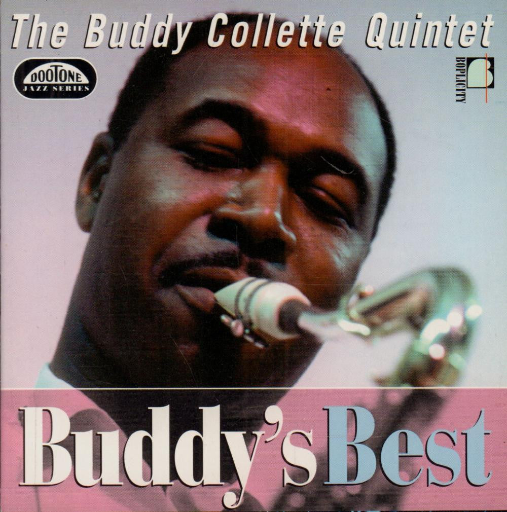 The Buddy Collette Quintet-Buddy's Best-CD Album