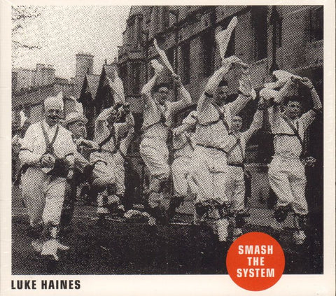 Luke Haines-Smash The System-Cherry Red-CD Album
