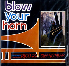Blow Your Horn-Trojan-CD Album