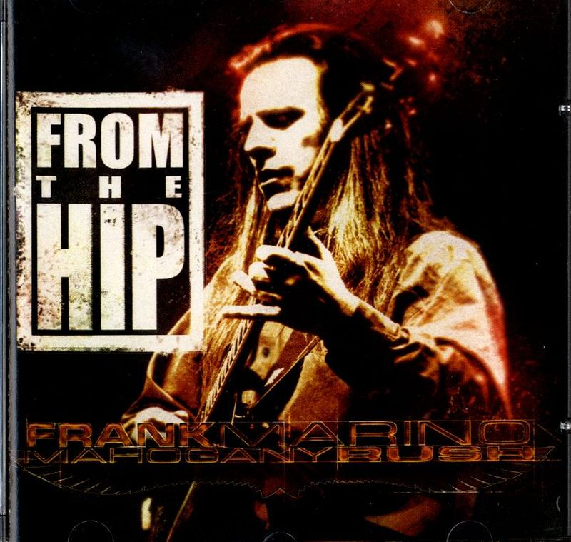 From The Hip-SPV-CD Album