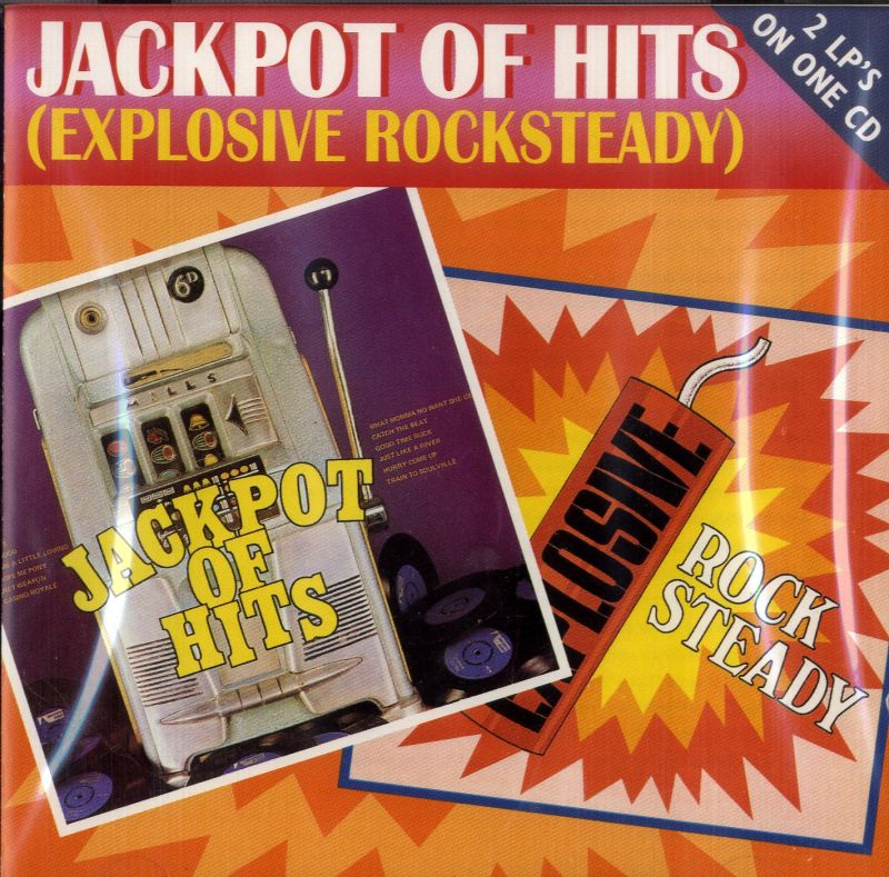 Jackpot Of Hits-Trojan-CD Album